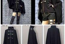 ファッション 黒