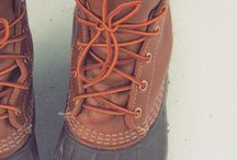 boots. / by Elizabeth Gillespie