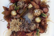 Wreaths: Fall & Winter / by Angie Rowe