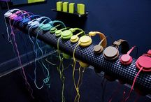 Headphones / by Bridger Harrison