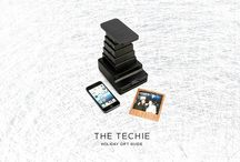 Gifts for the Techie / From keychain speakers to Selfie click sticks, check out my shortlist of the best iPhone accessories that will make your gift giving even smarter—and let you start stuffing those stockings for the holidays. http://style.westfield.com/holiday/go-go-gadgets / by Westfield Style