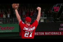 Nationals at 10: Baseball Makes News / In partnership with the Washington Nationals, the Newseum presents a new exhibit spotlighting 10 memorable media moments of the Nationals' first decade in the nation's capital . / by Newseum