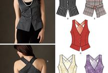 Patterns- Want / collections of sewing pattern