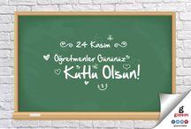 Öğretmenler Günü / Gizem Mobilya, Öğretmenler gününüzü kutlar! www.gizemmobilya.com.tr #GizemMobilya #ÖğretmenlerGünü #KutluOlsun