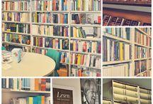 Buzzaldrins Bücher