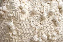 bolsos en crochet