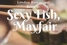 London Restaurant Reviews / Luxury London Restaurant Reviews