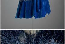 Art nouveau dresses