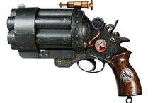 steampunk armi