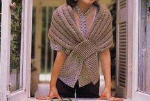 chales bufandas cuellos