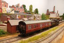 Modelisme Ferroviaire Anglais / Modèles réduits de trains échelle 00  (1/76)