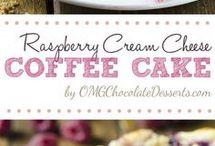 Coffee & Crumble Cake