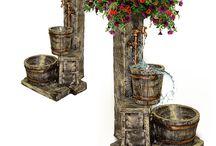 GARDEN FURNITURE HITSAD / garden furniture for home and garden/ кованая мебель для дома и сада