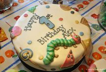 Happy Birthday Wee One! / Party ideas for our little sweetie. / by Tess Nauman