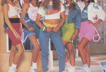 90s fashion/fancy dress / by Liz Wilmot
