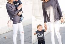 No Mom Jeans! / I no longer know what to wear besides sweatpants and sweatshirts because my college clothes aren't mom enough, but I'm not old enough to wear mom jeans.... What do I wear as a young mom???