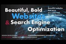 Websites / We make your website your #1 sales person