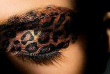 FANTASY MAKEUP / Transforming a person into an art piece.. Beautiful to look at..