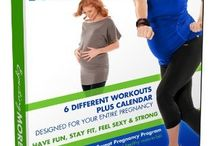 Pregnancy Fitness & Exercise / What and how should you be doing it?
