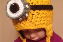 Minion hats  / by Alivia Gomez