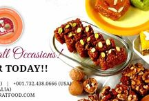 Sweets Online Shopping - GujaratFood.com / GujaratFood.com, an online food portal provides sweets from famous vendors of Gujarat and delivers it across the globe. To know more, visit www.gujaratfood.com