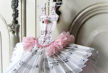 vestidos de Ballet