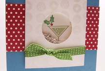 Stamping-Shaker Cards / by Alicia Wilson