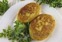 Рецепты с картошкой / Рецепты с картошкой с детальными пошаговыми фотографиями. Получится у каждого! #картошка #рецепты #кулинария