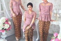 Reference for Kebaya