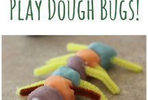 Playdough provocations