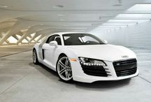 Audi cars / Made by human for super humans