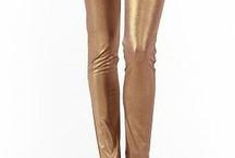 Delightful Leggings & Pants / Leather Leggings, Shimmering Sequin Leggings,  Stretch Leggings.. Look absolutely stunning in the Latest In Women's Fashion Leggings / by Delightful Shopping