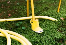 Yellow is the new black ! / Petit Bateau voue un véritable amour pour la couleur jaune... Couleur de la gaieté par excellence, elle reflète bien l'image de votre petit moussaillon qui court partout et respire la joie de vivre ! Welcome in our yellow submarine !