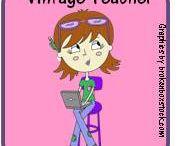 vintage teacher / by Glenda Underwood