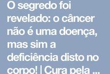O câncer não é uma doença