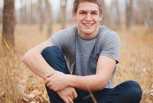 senior photos - male