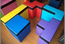 Tetris Desing Furniture