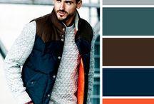men's style color