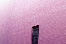 pink wall? / by Bernie Fischer