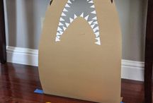 May / PreSchool Plans Theme: Ocean Shape: Oval Number: 1 Color: Blue / by Jesika Still