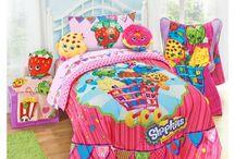 Shopkins Kids Bedding