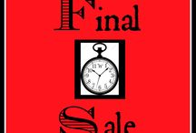 FINAL SALE (Book #3 in the NIGHT SHIFT series) / Thrust into a new reality, Daniel desperately seeks the one person who is supposed to have all the answers, but when he finally finds the mysterious magician, he quickly realizes The Great Magnifio is nothing more than a stylish con man. Now, stuck in the past with only a letter and a handful of clues, Daniel is in a race to uncover the truth and discover a way to save Mary and the others. Knowing the trick spoils the magic, but Daniel is running out of hope...and time.