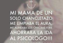 Te amo mamá!