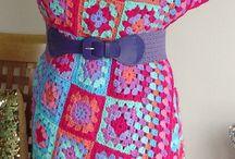 Pretty crochet things