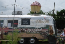 South Congress / South Congress is a very eclectic area of town known for its food trucks of all kinds!