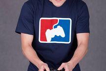 Games Heren T-Shirts