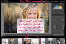 Lightroom Tips / by Jeannie L