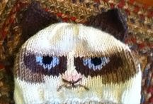 Knitting & Crochet / Yes I knit! Don't look at me like that! : D