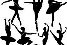 Normale dans foto's / Het gevoel bij de dans beschrijven met een foto