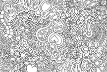 Printable - Coloriages